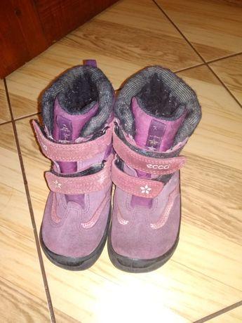 Зимові чобітки еcco