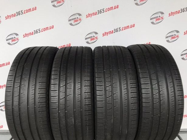 Шины 245/45 R20 PIRELLI SCORPION VERDE ALL SEASON (Протектор 5,5mm)4шт
