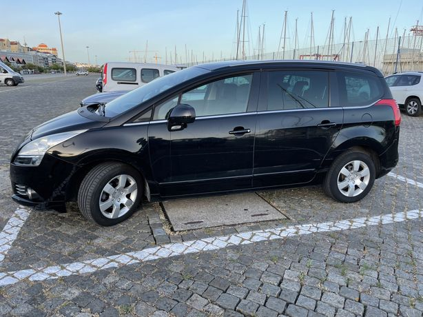 Peugeot 5008 7 lugares