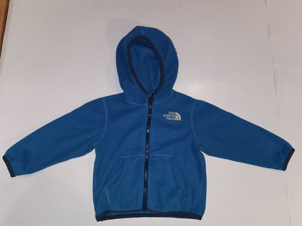 Kurta THE NORTH FACE roz.80/86,polarowa,bluza,trekkingowa,spodnie,