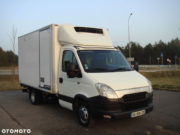 Iveco Kontener  35c15 3,0 diesel 150 Km chłodnia mrożnia od 29do+20stopni sprowadzo
