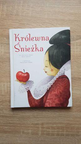 Królewna Śnieżka książka dla dzieci