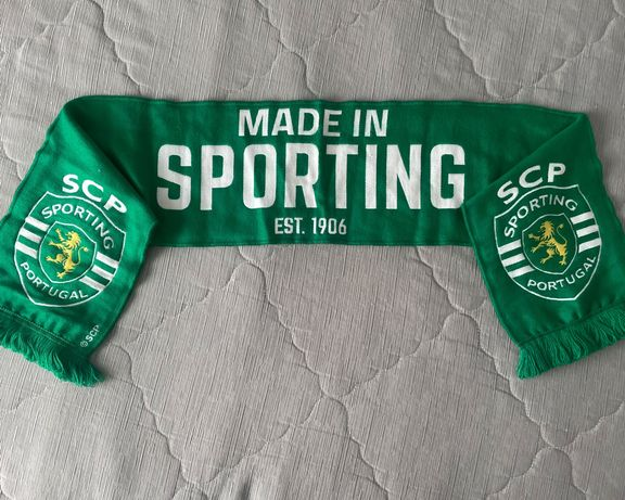 Cachecol Made in Sporting