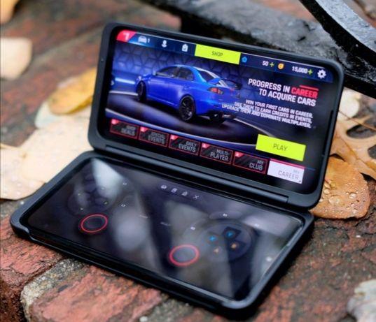 LG G8X, Dwa ekrany, Hit, flagowiec, składany smartfon, wolność wyboru!