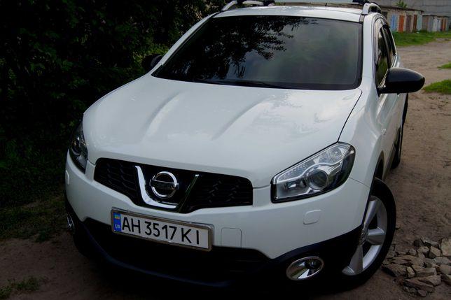 Nissan Qashqai 2011