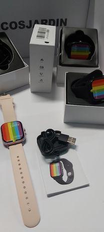 smartwatch pressão arterial,à prova água IP68 GPS monitor de de sono