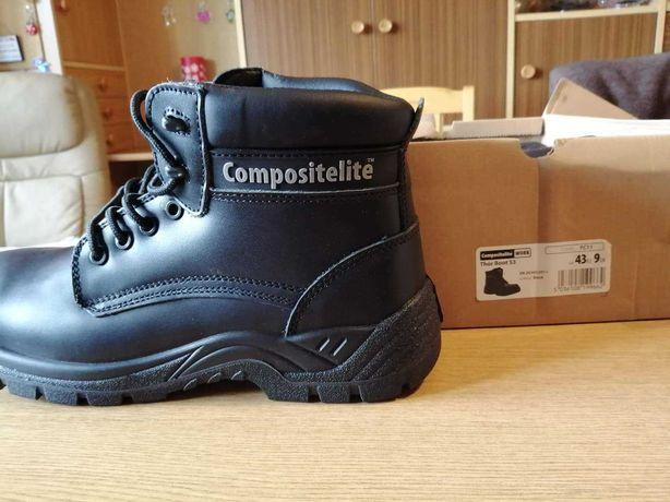 Buty Compositelite Thor Boot S3 r.43 robocze bhp