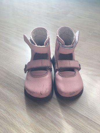 Ортопедические туфли берцы ortofoot ортофут