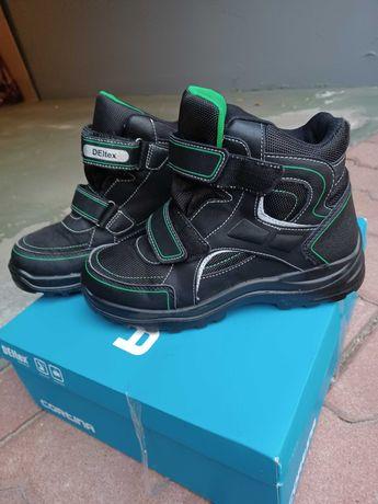 buty chłopięce 35