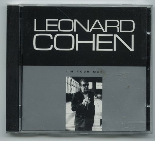 3 CD's - Leonard Cohen + David Gilmour + Simple Minds