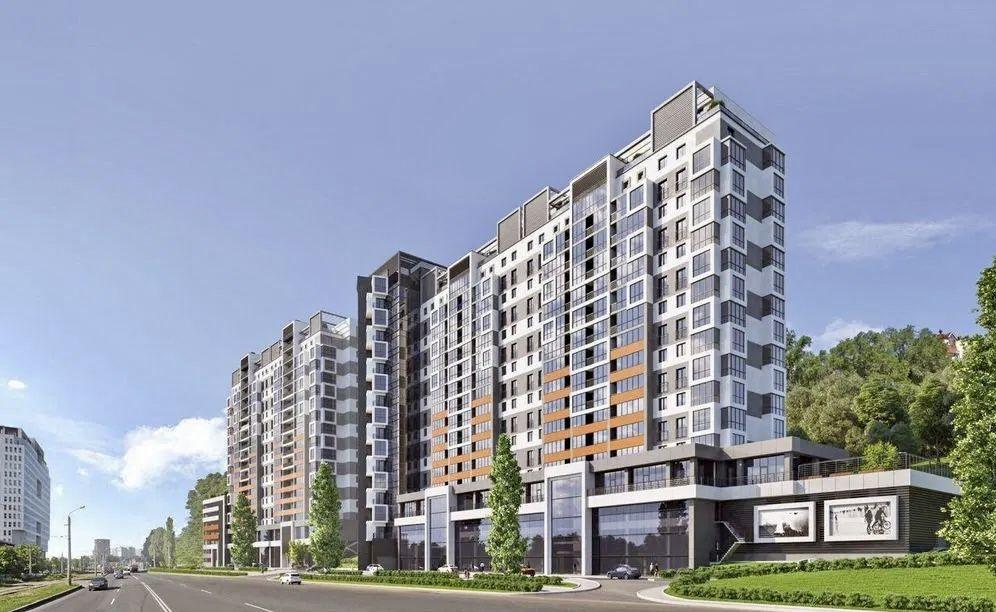 Продам панорамную 2к квартиру в доме бизнес класса ЖК Овис Центр Харьков - изображение 1