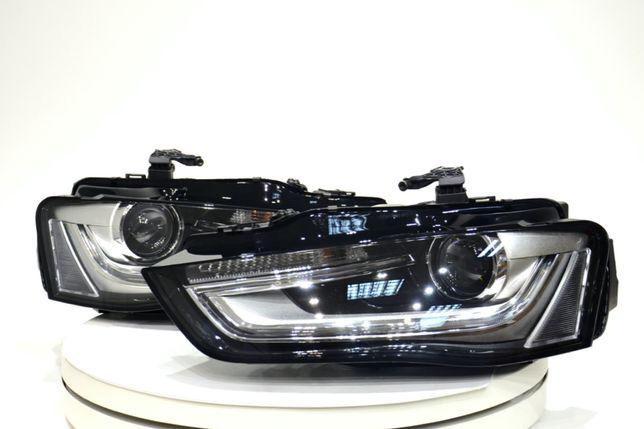 Фары би ксенон Audi A4 B8 B8.5 2011-2015 8K0941043 8K0941044