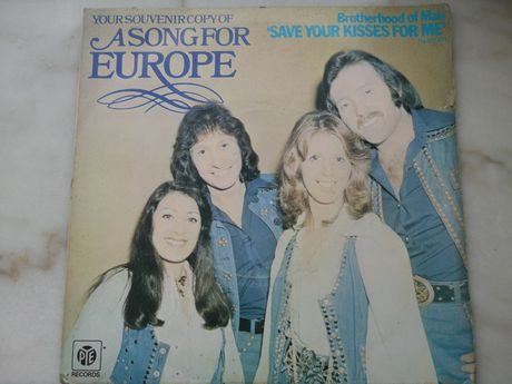 Vinil A Song For Europe