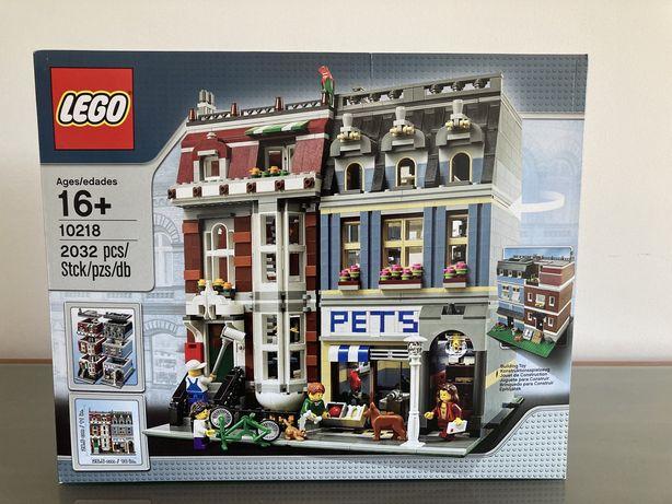 Lego Creator Expert Modular 10218 Pet Shop