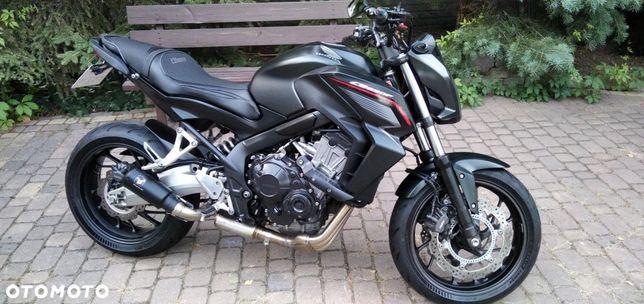 Honda CB Honda CB650 F ,35KW