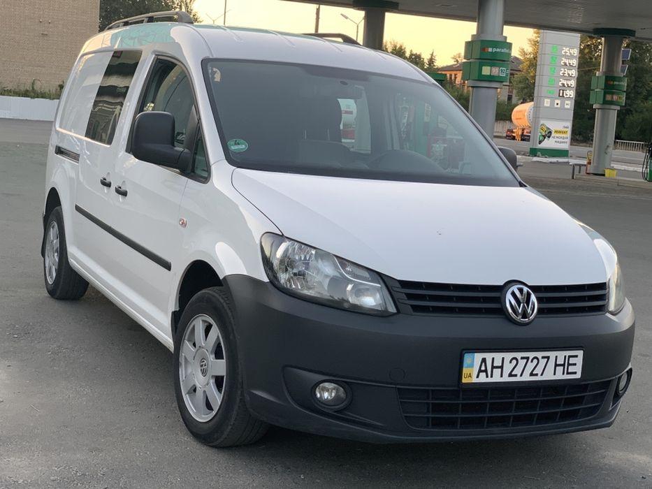 Volkswagen Caddy Славянск - изображение 1