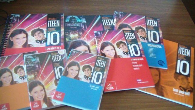 iTeen 10 - Inglês - 10º Ano Areal Editores (Professor)