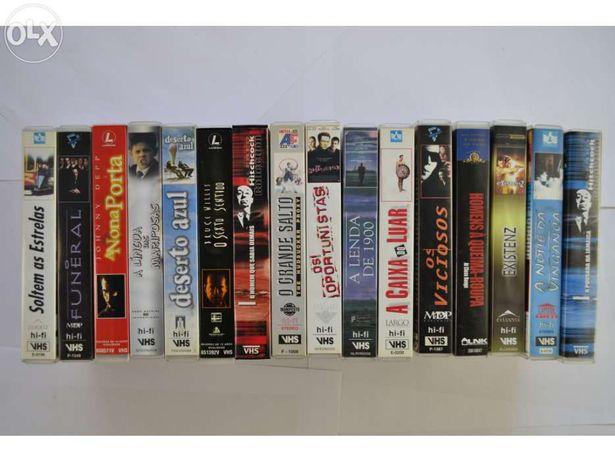 BAIXA DE PREÇO Cinema VHS filmes