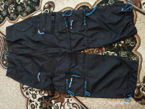 Спортивные брюки трансформер.