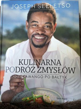 Książka Kulinarna podróż zmysłów gratis książka desery