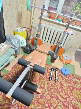 Комплексный тренажёр Vasil Home Line