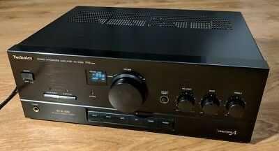 Amplificador technics su-x120