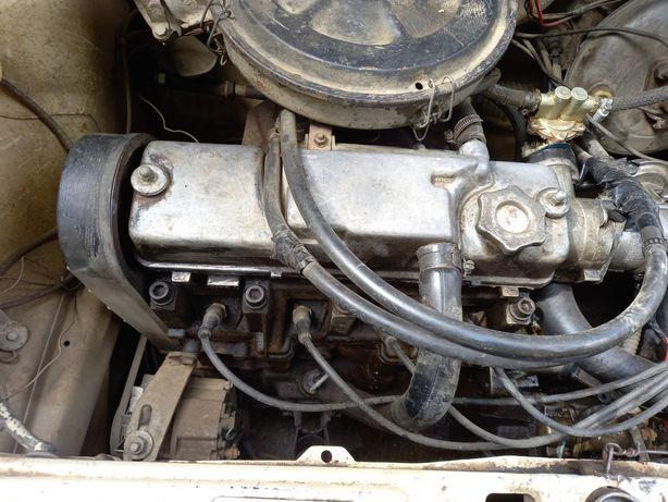 Продам мотор,коробку,навесне,сціпленія,радіатор,зажиганія,