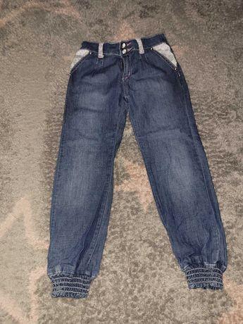 Spodnie dzins 116