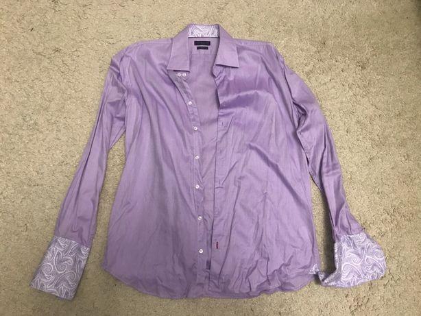 Мужская рубашка Tommy Hilfiger 44