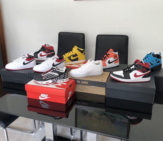 Tenis Nike Jordan Dunk Air Force