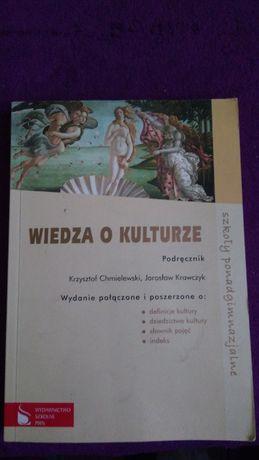 Podręcznik Wiedza o Kulturze dla szkół ponadgimnazjalnych