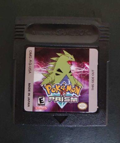 Vendo jogo Pokemon Prism - Nintendo Gameboy