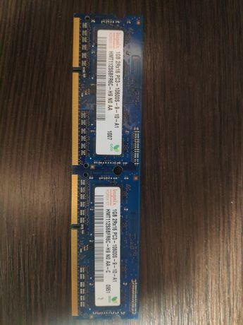 Оперативная память для ноутбука Hynix SODIMM DDR3 1Gb 1333MHz 10600S 2