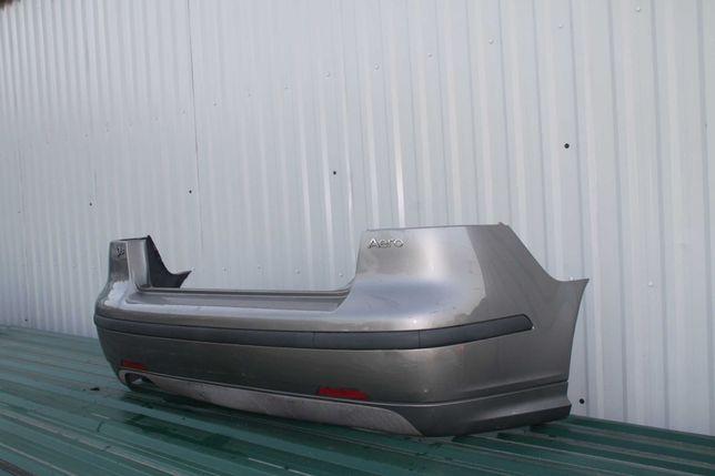 Saab 9-3 II Zderzak Tył Cabrio AERO kompletny 02-07r k.279