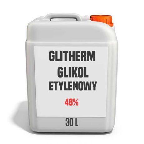Glikol etylenowy 48 % (Glitherm - 35 °C) – 20 – 1000 litrów – Kurier