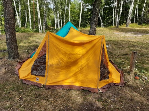 Палатка для сім'ї!!!