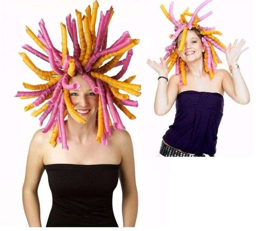 Бигуди Magic Leverag завивка волос, длинные 53см