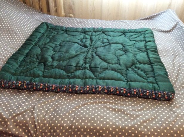 Продам теплое детское одеяло на овечьей шерсти