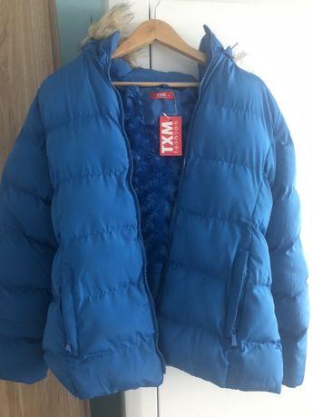 Nowa zimowa kurtka TXM