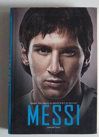 Messi, chłopiec, który zawsze się spóźniał... stan bardzo dobry
