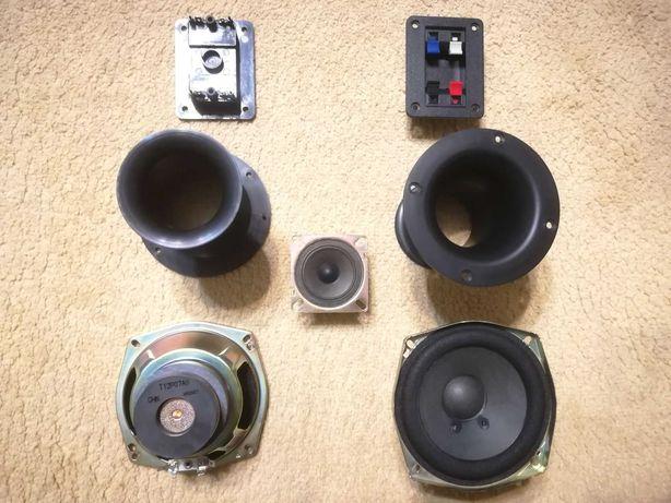 Elementy do kolumn głośnikowych od wieży TECHNICS SC-EH500