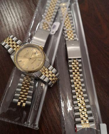 Renowacja bransolety Rolex Jubilee stal/złoto 18K Datejust