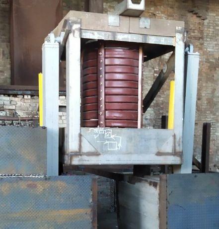 Индукционная сталеплавильная печь ИСТ-1,0
