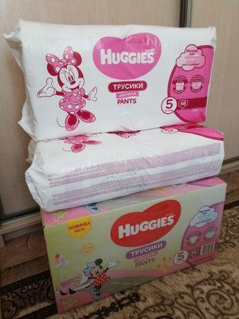 Подгузники Huggies Pants 5 (48 шт - 900 р)
