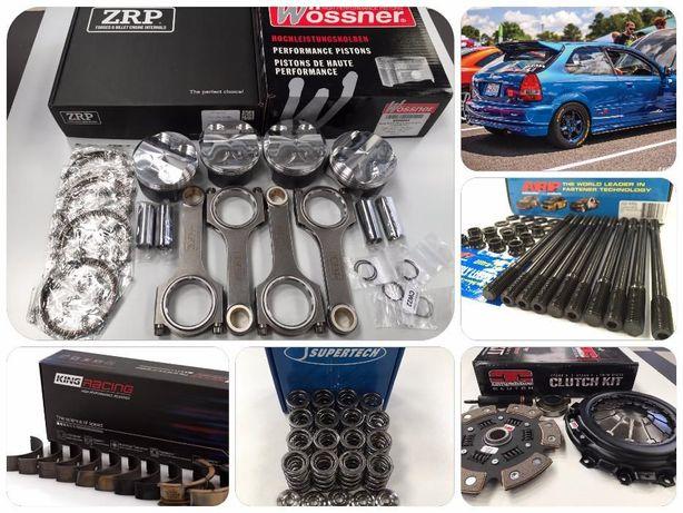 Honda Civic Kit Forjados Pistons Bielas ZRP