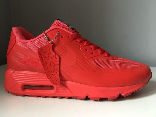 Buty Nike Air Max Hyperfuse 36-41 Czerwone UNISEX Pobranie w 24H Polec