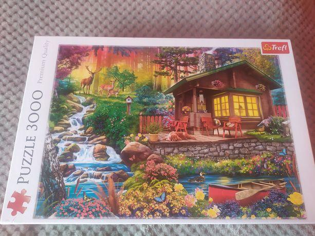Puzzle 3000 Trefl