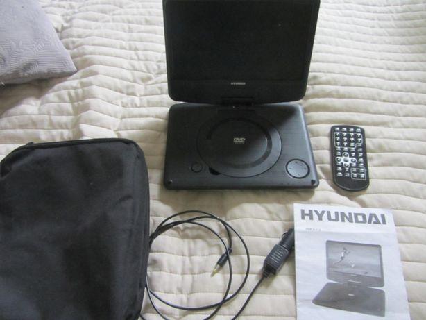 HYUNDAI przenośny odtwarzacz DVD PDP 911 U
