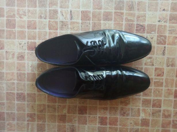 Лакированные туфли NEXT на мальчика