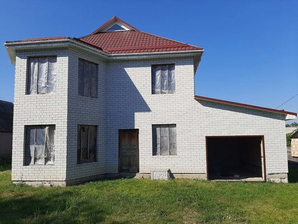 Новий будинок у Червоній Слободі 157 кв.м.